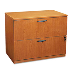 HON® BL Laminate Series Two-Drawer Lateral File Pedestal Thumbnail