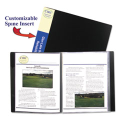 C-Line® Bound Sheet Protector Presentation Book Thumbnail