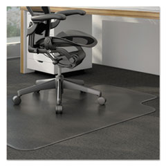 Alera® Studded Chair Mat for Low Pile Carpet