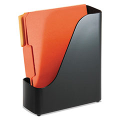 2200 Series Magazine File, 4 x 9 1/2 x 11 1/2, Black