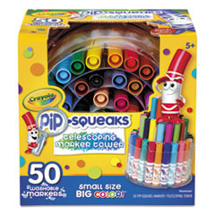 Crayola® Pip-Squeaks™ Telescoping Marker Tower™ Thumbnail