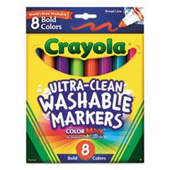 Crayola® Bold Colors Washable Marker Thumbnail