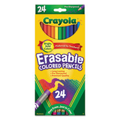 Crayola® Erasable Color Pencil Set Thumbnail