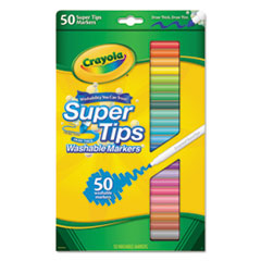 Crayola® Washable Super Tips Markers Thumbnail