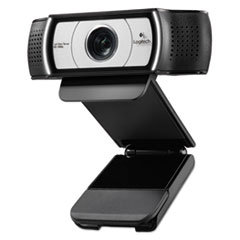 Image of C930e HD Webcam, 1080p, Black Cameras LOG960000971 Logitech