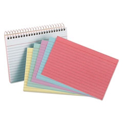Oxford® Spiral Bound Index Cards Thumbnail