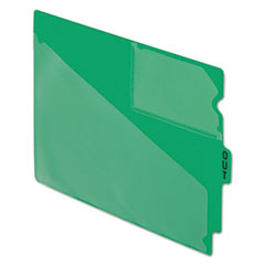 Pendaflex® Colored Poly Out Guides with Center Tab