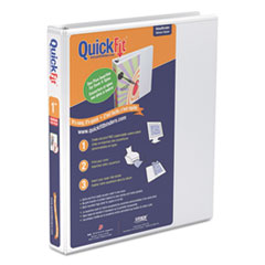 Stride QuickFit® Round-Ring View Binder Thumbnail