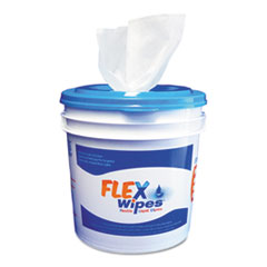 Cascades Flex Wipes™ Refillable Wiper and Bucket System Thumbnail