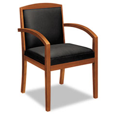 HON® VL850 Series Leather Guest Chair Thumbnail