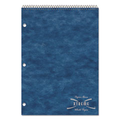 National® Porta-Desk Wirebound Notebook, College, Assorted Cover Colors, 8.5 x 11.5, 120 Sheets