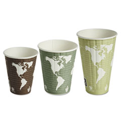 Eco-Products® World Art™ Insulated Hot Cups Thumbnail
