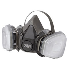 3M™ Half Facepiece Paint Spray/Pesticide Respirator, Small