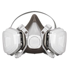 3M™ Half Facepiece Disposable Respirator Assembly