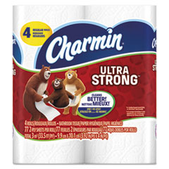 Charmin® Ultra Strong Bathroom Tissue Thumbnail