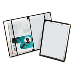 Oxford™ See-Through Plastic Magazine Cover, For Magazines to 12-3/8 x 9-1/8