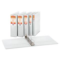 Cardinal® Treated Binder ClearVue™ Locking Round Ring Binder