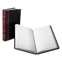 Boorum & Pease® Journal with Black and Red Cover Thumbnail