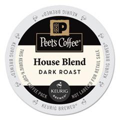 Peet's Coffee & Tea® House Blend Coffee K-Cups, 22/Box