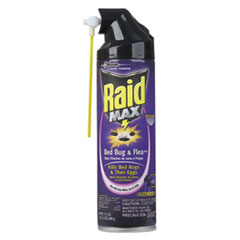 Raid® Max Bed Bug & Flea Killer