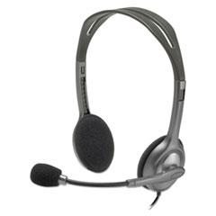 Logitech® H111 Stereo Headset