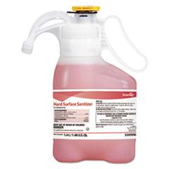 Diversey™ Hard Surface Sanitizer, Red, 1.4 L Bottle, 2/Carton
