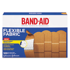 BAND-AID® Flexible Fabric Adhesive Bandages Thumbnail