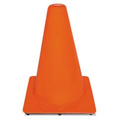 3M™ Non-Reflective Safety Cone, 9 x 9 x 12, Orange