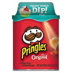 Pringles® Potato Chips with Dip Thumbnail