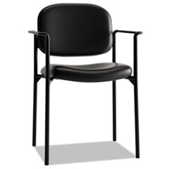 HON® VL616 Stacking Guest Chair with Arms