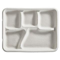Chinet® Savaday® Molded Fiber Food Trays