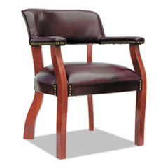 Alera® Traditional Series Guest Arm Chair Thumbnail