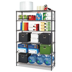 Alera® Commercial Wire Shelving Kit Thumbnail