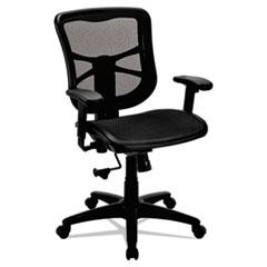 Alera® Elusion™ Series Mesh Mid-Back Swivel/Tilt Chair