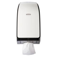 Scott® Control Hygienic Bathroom Tissue Dispenser, 7.375 x 6.375 x 13 3/4, White