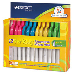 Westcott® Kids' Scissors with Antimicrobial Protection Thumbnail