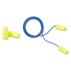 3M™ E·A·Rsoft™ Yellow Neons™ Soft Foam Earplugs
