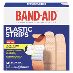 BAND-AID® Plastic Adhesive Bandages Thumbnail