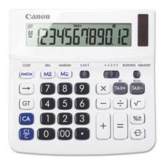Canon® TX-220TSII Portable Display Calculator, 12-Digit, LCD