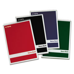 TOPS™ Steno Book with Assorted Color Covers Thumbnail
