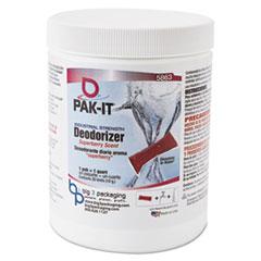 Industrial-Strength Deodorizer, Superberry, 20 PAK-ITs/Jar