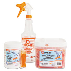 PAK-IT® Citrus All-Purpose Cleaner Thumbnail