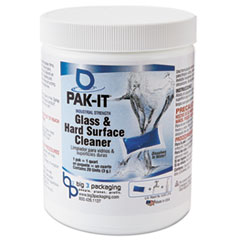 PAK-IT® Glass & Hard-Surface Cleaner