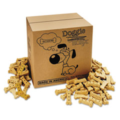 Office Snax® Doggie Biscuits, 10 lb Box
