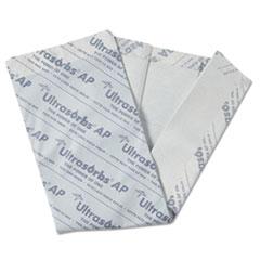 Medline Ultrasorbs AP Underpads, 31 x 36, White, 10/Pack