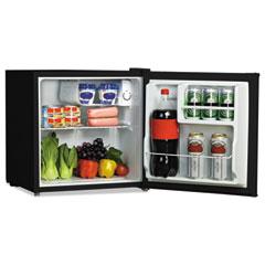 Alera(TM) 1.6 Cu. Ft. Refrigerator with Chiller Compartment