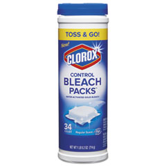 Clorox® Control Bleach Packs™ Thumbnail