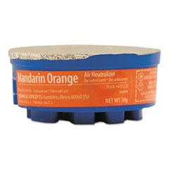 Rubbermaid® Commercial Odor Control System Gel Refill, Mandarin Orange, 30 g Cartridge, 12/Carton