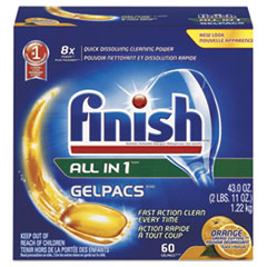 FINISH® Dish Detergent Gelpacs® Thumbnail