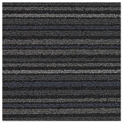 3M Nomad 7000 Heavy Traffic Carpet Matting, Nylon/Polypropylene, 48 x 120, Blue MMM7000410BL